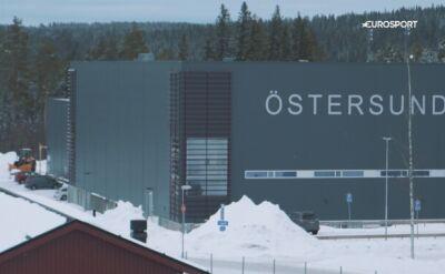 Ostersund - miejsce sportowych emocji