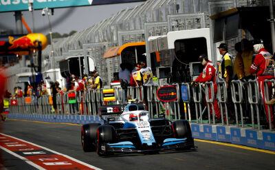 Niełatwy pierwszy start po powrocie do F1. Kubica na mecie był ostatni