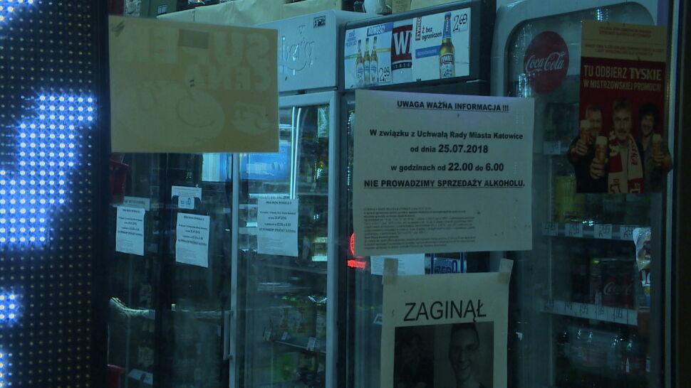 Nocna prohibicja w Katowicach. Nie wszyscy są zadowoleni