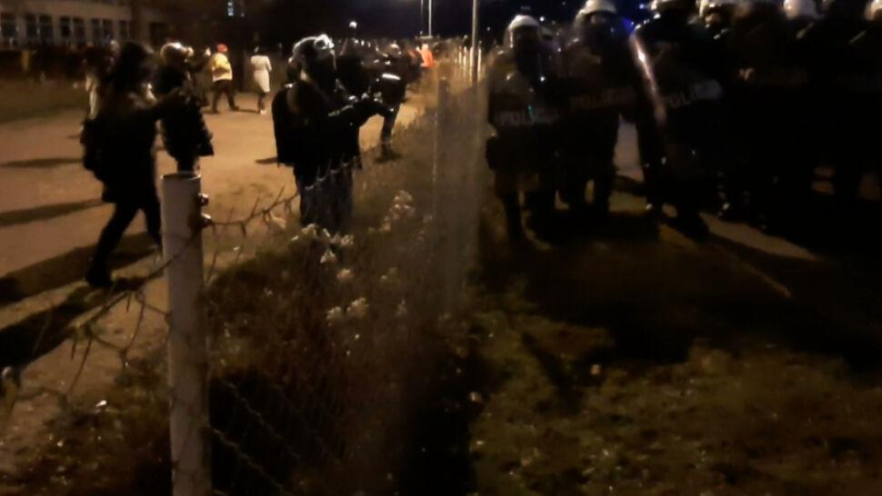 Policjanci wkroczyli na teren Politechniki Warszawskiej. Rektor domaga się wyjaśnień