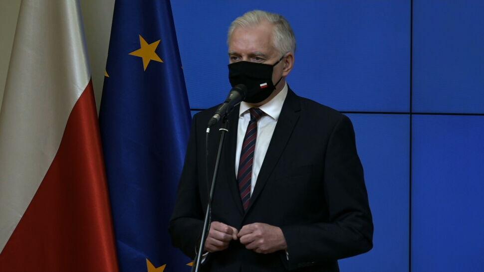 """Jarosław Gowin ma pomysł na kompromis ws. budżetu UE. """"Dla nas to nie działa"""""""