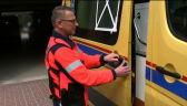 Pijany mężczyzna w Strzelcach Opolskich zaatakował ratowników karetki pogotowia