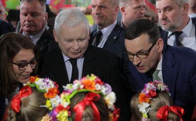 Kaczyński: PiS jest partią polskiej wsi