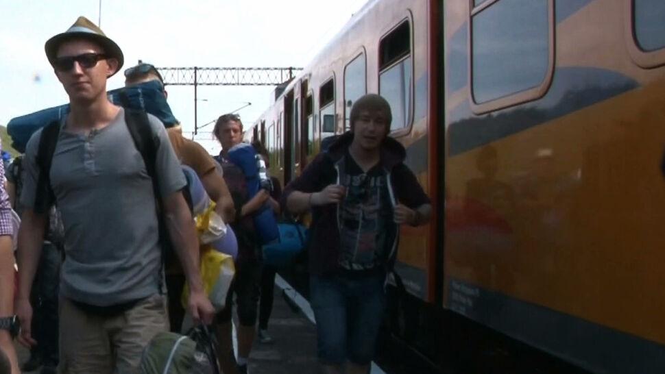 Do Kostrzyna pojadą pociągi. Opozycja: PiS przestraszył się młodzieży