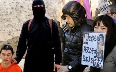 01.02.2015 | Dżihadyści zabili kolejnego japońskiego zakładnika. Japończycy są w szoku