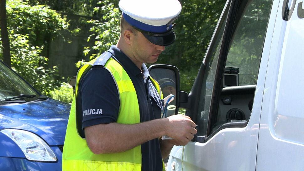 Bez dokumentów i bez mandatu. Sejm uchwalił nowe przepisy dla kierowców