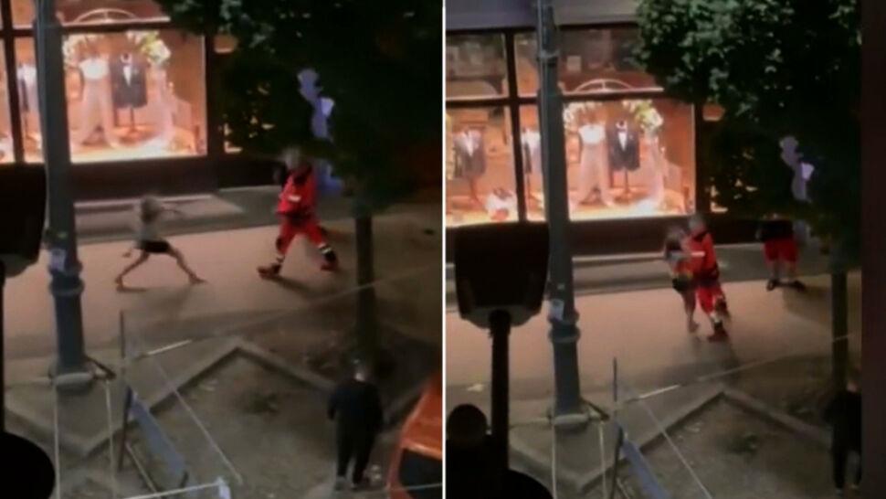 Atak na ratowników medycznych. Policja szuka świadków