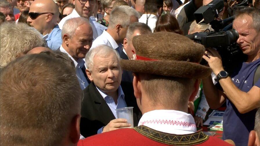 Kaczyński o LGBT