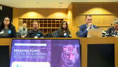 Najpierw uratowała tygrysy. Teraz w Parlamencie Europejskim walczy o zmianę przepisów (wideo archiwalne)