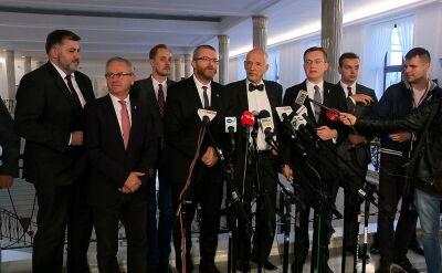 Jak Konfederacja zaprezentuje się w Sejmie?