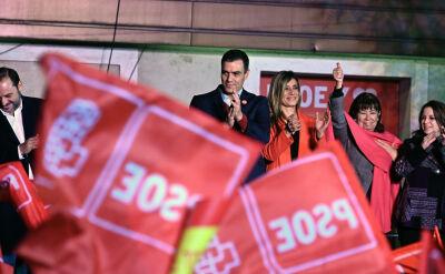 Polityczny klincz po wyborach w Hiszpanii. Wygrali najwięcej, najwięcej stracili