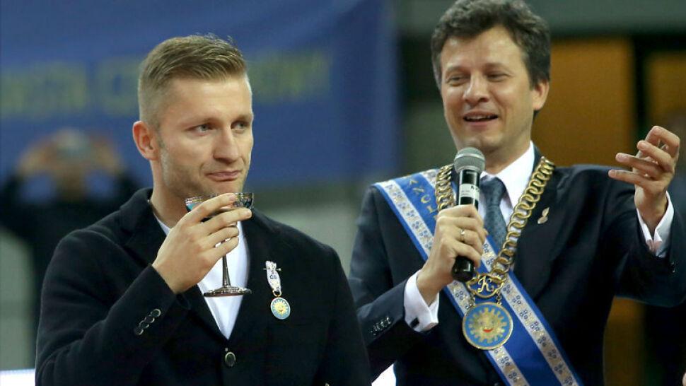 Błaszczykowski z Orderem Uśmiechu za pomaganie dzieciom