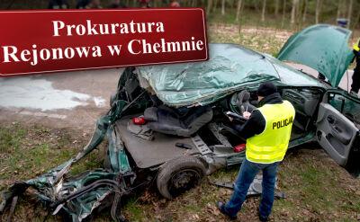 14.04.2014 | Tragedia pod Chełmnem. 16-latek nie odpowie za wypadek