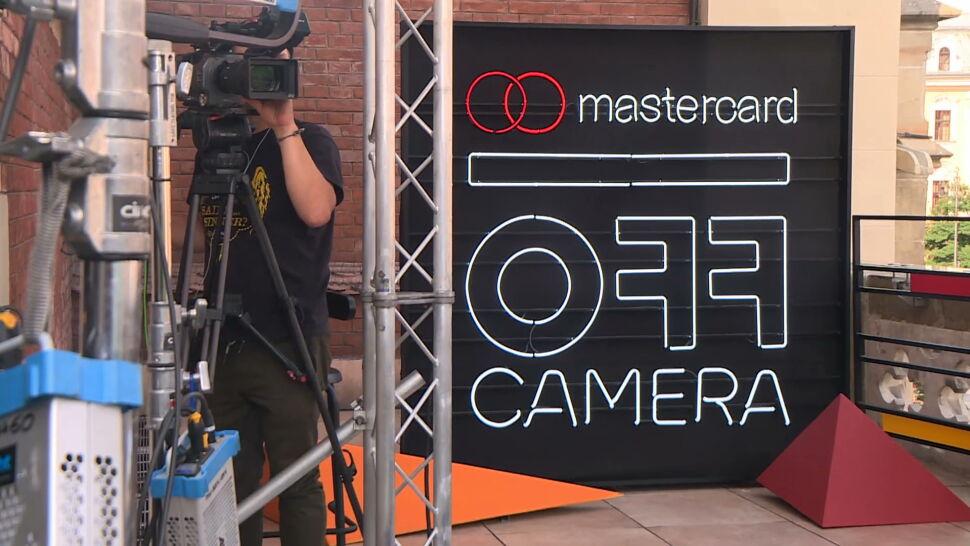 Mastercard OFF CAMERA to nie tylko filmy, ale i spotkania z ludźmi kina