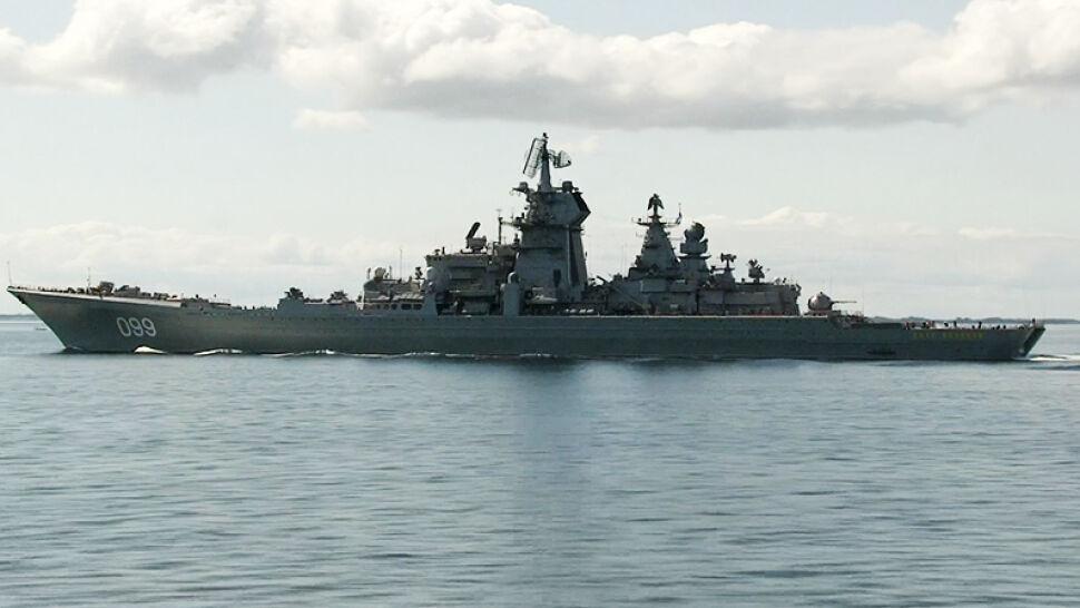 Rosyjskie okręty wpłynęły na Bałtyk. NATO śledzi każdy ich ruch