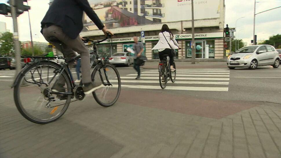 Potrącona 10-letnia rowerzystka. Kto zawinił, że doszło do wypadku na pasach?