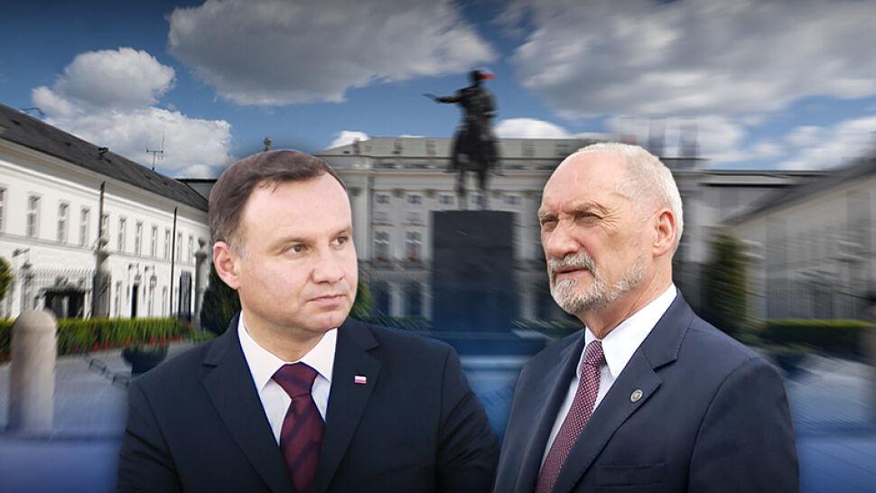"""Nie będzie awansów generalskich. """"Wolę taki spór niż przypadkowe nominacje"""""""