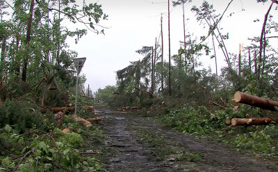 Dwoje meteorologów usłyszało zarzuty po tragedii w Suszku