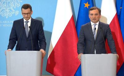 """Długa lista nieobecności Zbigniewa Ziobry na posiedzeniach rządu. Resort tłumaczy to """"pilnymi obowiązkami"""""""