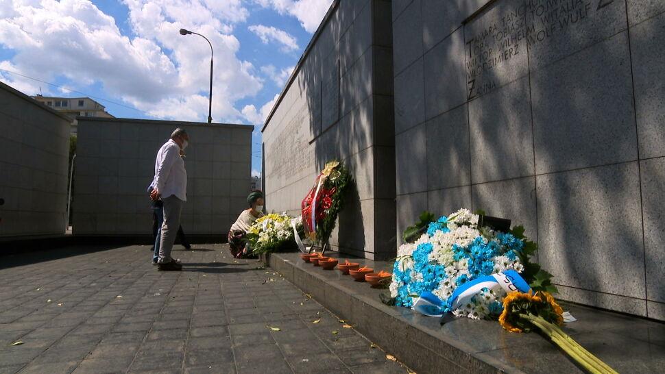 78. rocznica rozpoczęcia akcji likwidacji getta warszawskiego