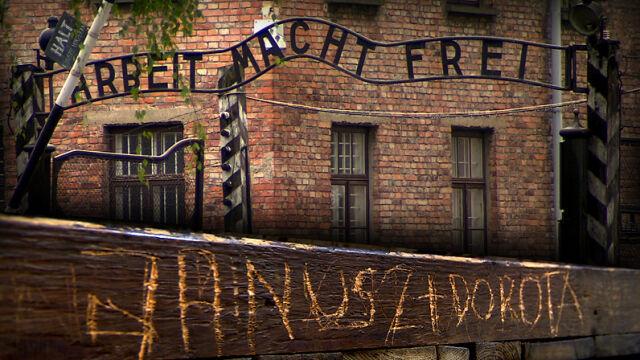 04.05.2014   Coraz bardziej zniszczone Auschwitz-Birkenau. Dyrekcja jest bezradna