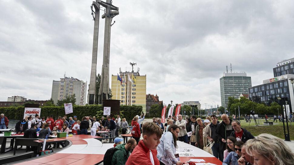 W Gdańsku ruszyły kilkudniowe obchody Święta Wolności i Solidarności