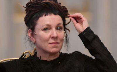 Olga Tokarczuk otworzyła tydzień noblowski w Sztokholmie