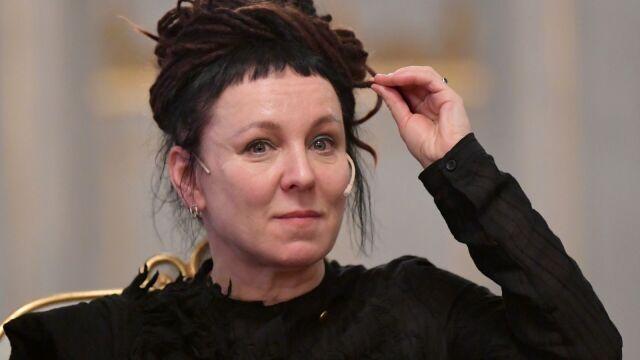 06.12.2019   Olga Tokarczuk otworzyła tydzień noblowski w Sztokholmie