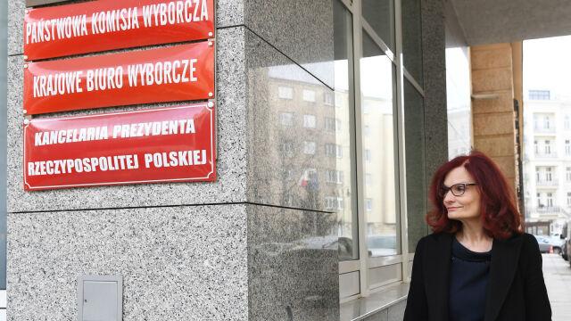 Nowa szefowa Krajowego Biura Wyborczego objęła swoje stanowisko