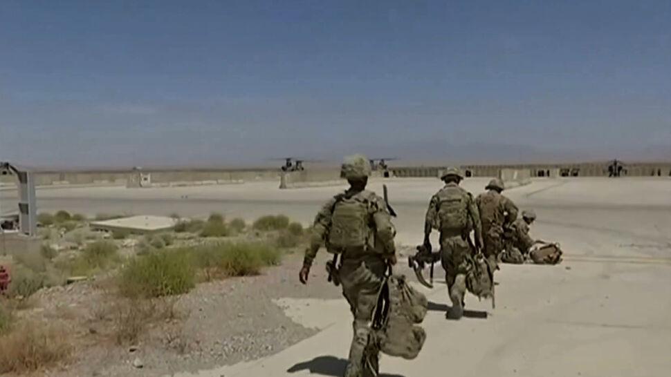 """""""Oczywiście, mam co do tego mieszane uczucia"""". Amerykańscy weterani o wycofaniu się z Afganistanu"""