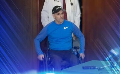 Tomasz Gollob po wypadku: nie mam zamiaru się poddawać