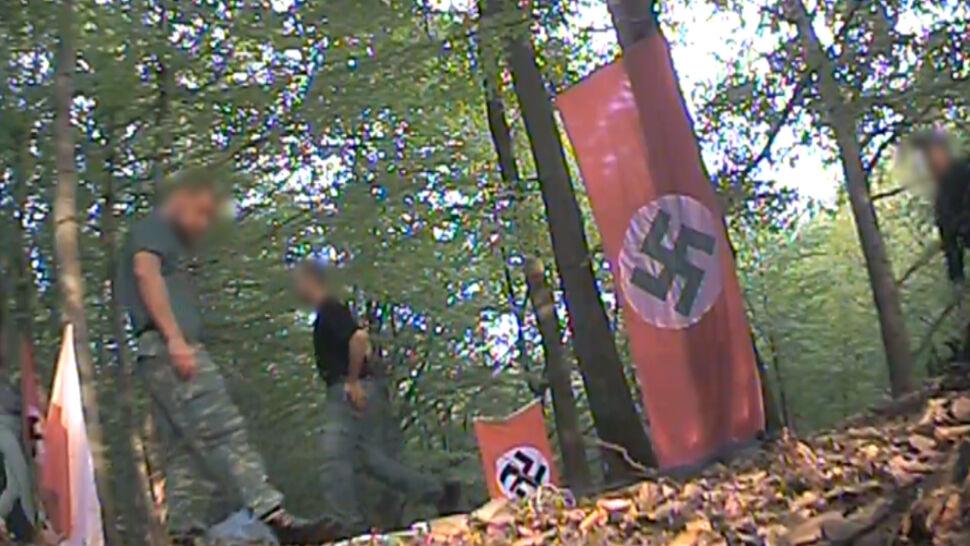 """Reporterzy """"Superwizjera"""" przeniknęli do środowiska polskich neonazistów"""