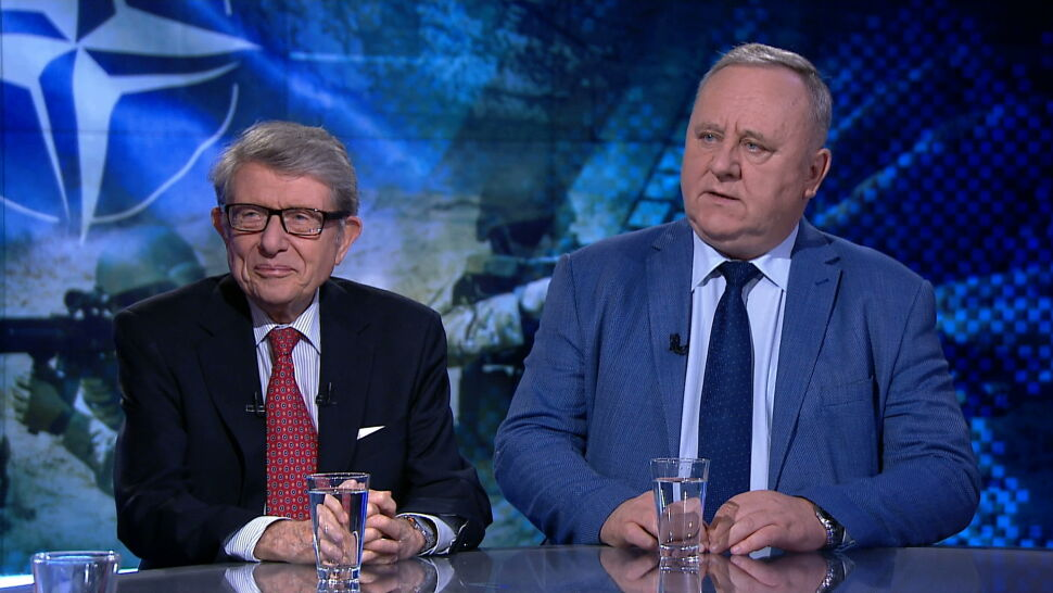 """""""To może być początek czarnego scenariusza dla NATO"""""""
