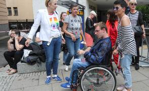 Iwona Hartwich i jej niepełnosprawny syn na czarnej liście Sejmu do 2020 roku