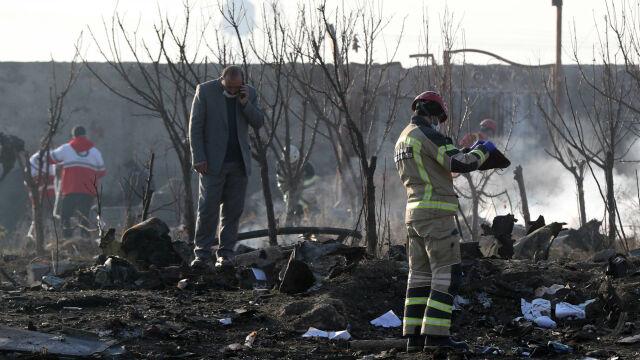 08.01.2020 | Samolot pasażerski rozbił się pod Teheranem. 176 osób zginęło