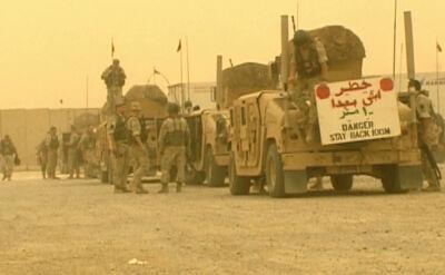 Polska na razie nie wycofuje żołnierzy z Iraku