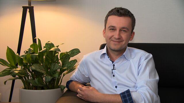 Wywiad z Krzysztofem Skórzyńskim