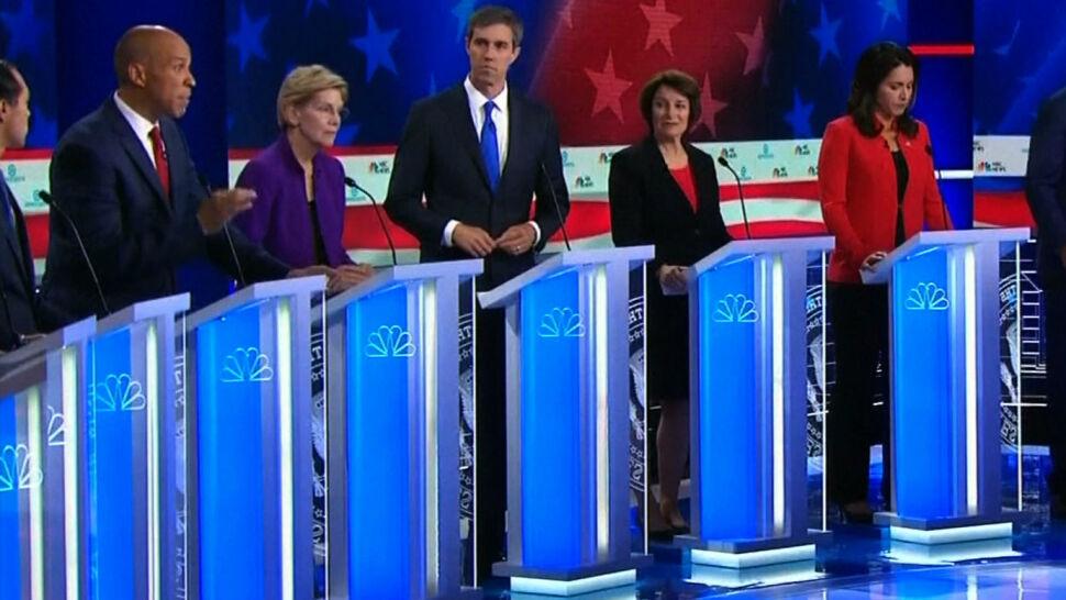"""Debata Demokratów przed wyborami prezydenckimi. """"Chcieli wyjść bez szwanku"""""""