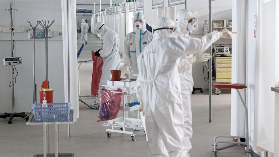 Lekarze szykują się na napływ nowych pacjentów do szpitali