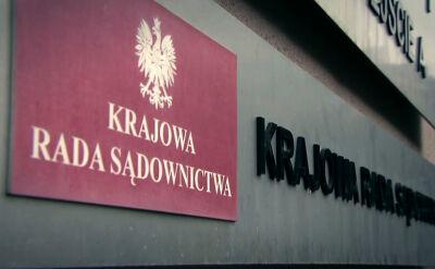 Krajowa Rada Sądownictwa przyjęła stanowisko w sprawie afery hejterskiej