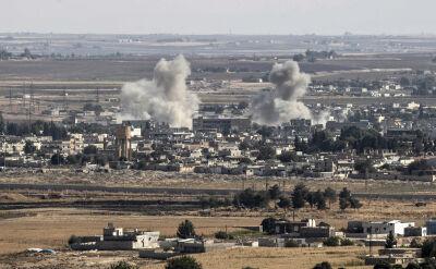 Przybywa ofiar tureckiej ofensywy w Syrii. Kurdowie mówią o zbrodniach wojennych