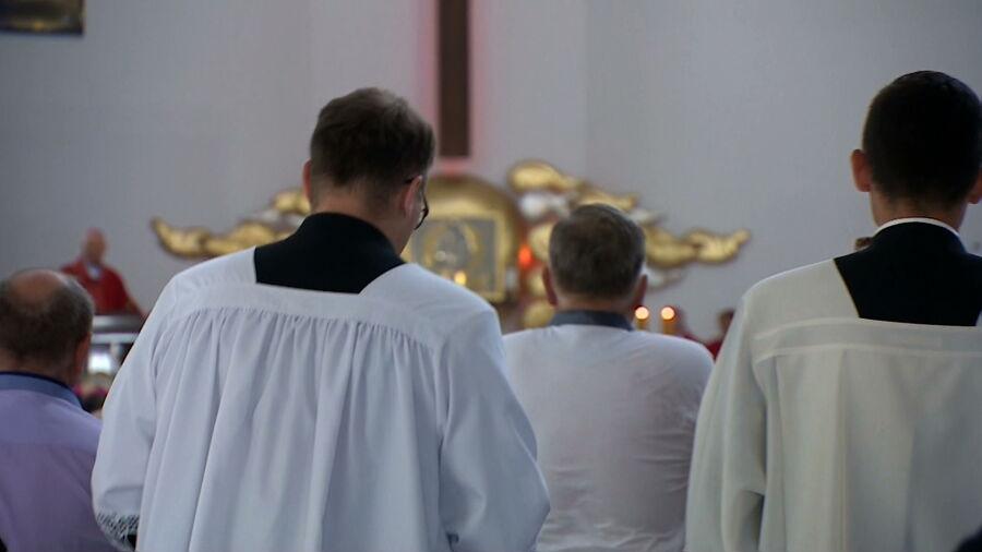 Badania dla kandydatów na księży