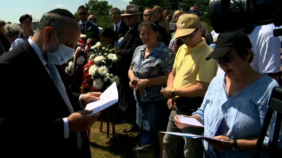 Obchody rocznicy mordu w Jedwabnem
