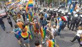 """""""Wolność, równość, tolerancja"""". Przez Płock przeszedł pierwszy Marsz Równości"""