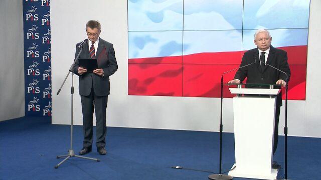 Jarosław Kaczyński: Donald Tusk odbył w ciągu 6 lat i 10 miesięcy urzędowania jako premier 281 lotów do Gdańska