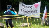 Smutny czwarty etap Tour de Pologne. Kolarze uczcili pamięć zmarłego Belga