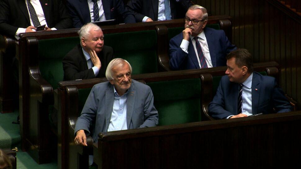 Wyjazdowe posiedzenie klubu PiS. Zapadły decyzje o kształcie rządu?