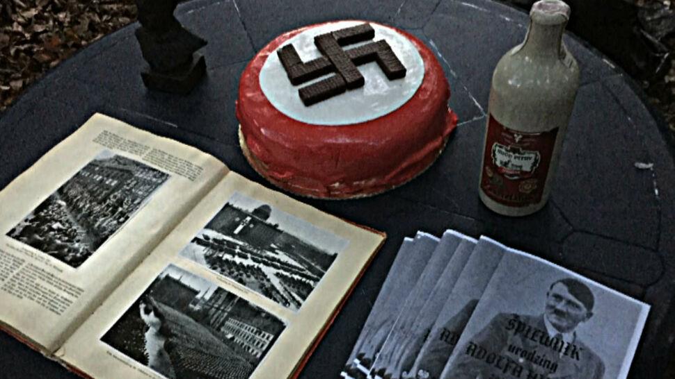 Zorganizował urodziny Hitlera w lesie. Twierdzi, że miał dostać za to 20 tysięcy złotych