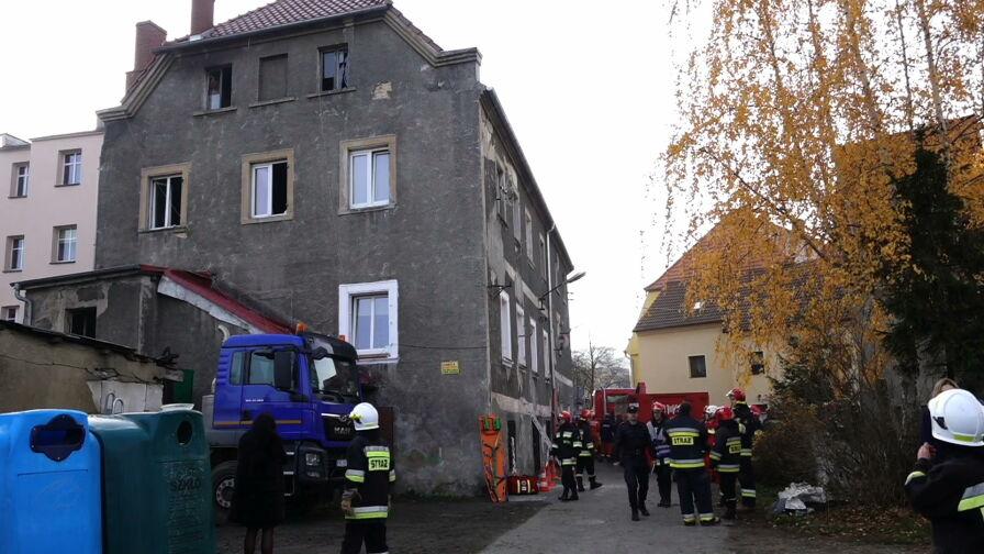 Eksplozja w kamienicy na Dolnym Śląsku. Wybuchł bojler