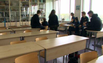 Puste klasy i szkolne korytarze. W całej Polsce zaprotestowano przeciw reformie edukacji